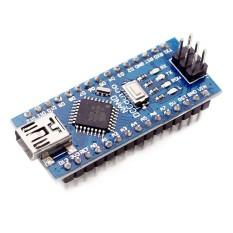 Hình ảnh Phiên Bản cải tiến Nano 3.0 Atmel Atmega328P Mini USB Ban cho Arduino-quốc tế