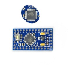 Giá Improved Version Pro Micro ATMEGA328P 5V 16MHz Replacement For Arduino Pro Mini - intl