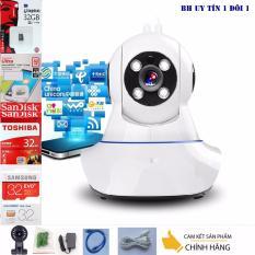 Cửa Hàng Ip Camera Wifi Yoosee Wifi Sieu Net Full Hd 1920X1080 Mới Nhất Thẻ Nhớ 32G Class 10 Bh 1 Đổi 1 Tech One Yoosee Trực Tuyến