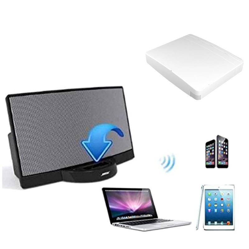 Bảng giá IP03 Mini Bluetooth Di Động A2DP Nhạc Bộ Thu Tín Hiệu Âm Thanh với Tích Hợp Apple 30-Pin Dock-Trắng-quốc tế Phong Vũ