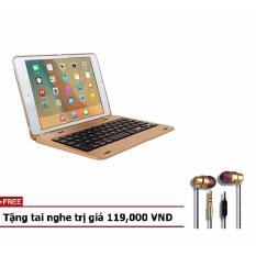 Bán Mua Ipad Mini 4 Ban Phim Kiem Ốp Lưng Case Keyboard Gold Tặng Tai Nghe Hiệu Lapu Vietnam