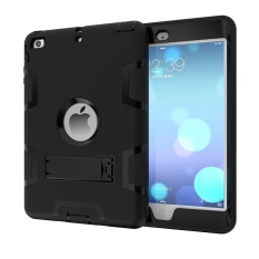Bán For Ipad Mini Case Ipad Mini 2 Case Ipad Mini 3 Case Three Layer Kickstand Armor Defender High Impact Resistant Shock Absorption Hybrid Protective Case For Ipad Mini 1 2 3 Tablet Intl Sumicline Người Bán Sỉ