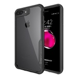 Chiết Khấu Ipaky Drop Proof Pc Tpu Hybrid Phone Case For Iphone 7 Plus 5 5 Inch Black Ipaky