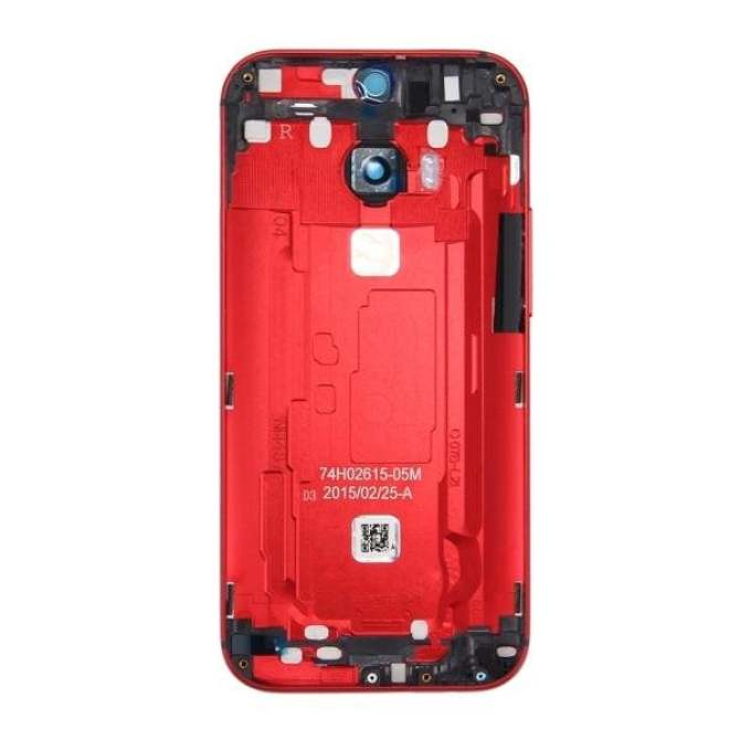 IPartsBuy For HTC One M8 Full Housing Cover (Front Housing LCD Frame Bezel Plate +