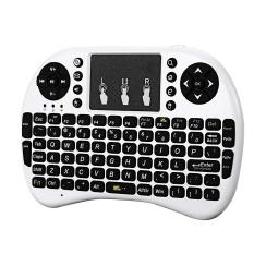 Kết quả hình ảnh cho Bàn phím touchpad không dây 2.4Ghz