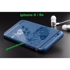 Giá Bán Iphone 6 6S Ốp Lưng Chống Sốc Hoa Văn Ca Chep Có Thương Hiệu