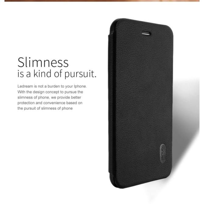 Xiaomi Redmi Note 4x Case Lenuo Lemeng Ultra Thin Crash Proof Slim Source · IPhone 8
