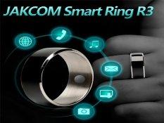 Hình ảnh JAKCOM R3 Công Nghệ NFC Ma Thuật Thông Minh Nhẫn Đen cho Android IOS Windows Điện Thoại 12 # Kích Thước-quốc tế