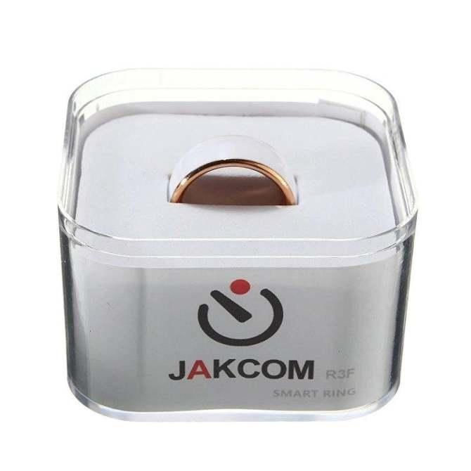 Jakcom R3F Waterproof Smart Ring App Enabled Wearable