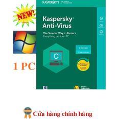 Hình ảnh Kaspersky Anti-Virus 1PC BOX - 2018