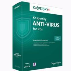 Hình ảnh Kaspersky Anti-Virus Security 3PC (1 năm)