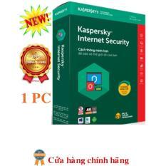 Hình ảnh Kaspersky Internet Security 1PC/year - 2018