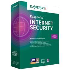 Hình ảnh Kaspersky Internet Security 3PC (1 năm)