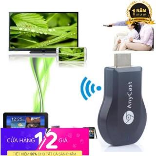 Thiết bị Kết nối điện thoại với tivi qua cổng usb - HDMI Anycast-Kích thước nhỏ gọn, tiện lợi-thiết kế thông minh kết nối cực nhanh-Bảo Hành uy tín 1 đổi 1 bởi TECH FUTURE thumbnail