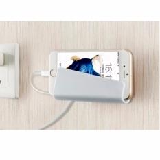 Hình ảnh Khay đựng điện thoại treo tường không cần khoan