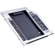 Khay gắn HDD/SSD cổng DVD - Caddy Bay SATA gắn thêm ổ cứng cho Laptop 9.5mm HC (Mỏng)