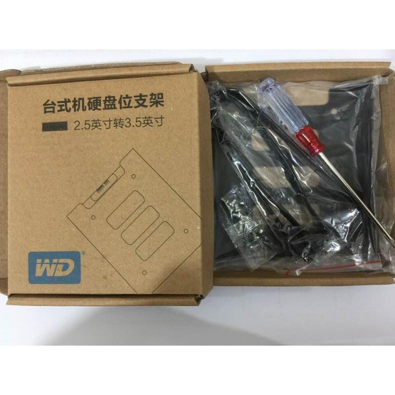 Bảng giá Khay gắn SSD cho PC, kèm tô-vít, ốc vít và cáp tín hiệu SATA Phong Vũ