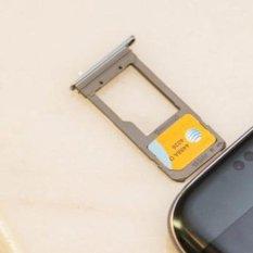 Khay sim cho Samsung Galaxy S7 Edge (Vàng)