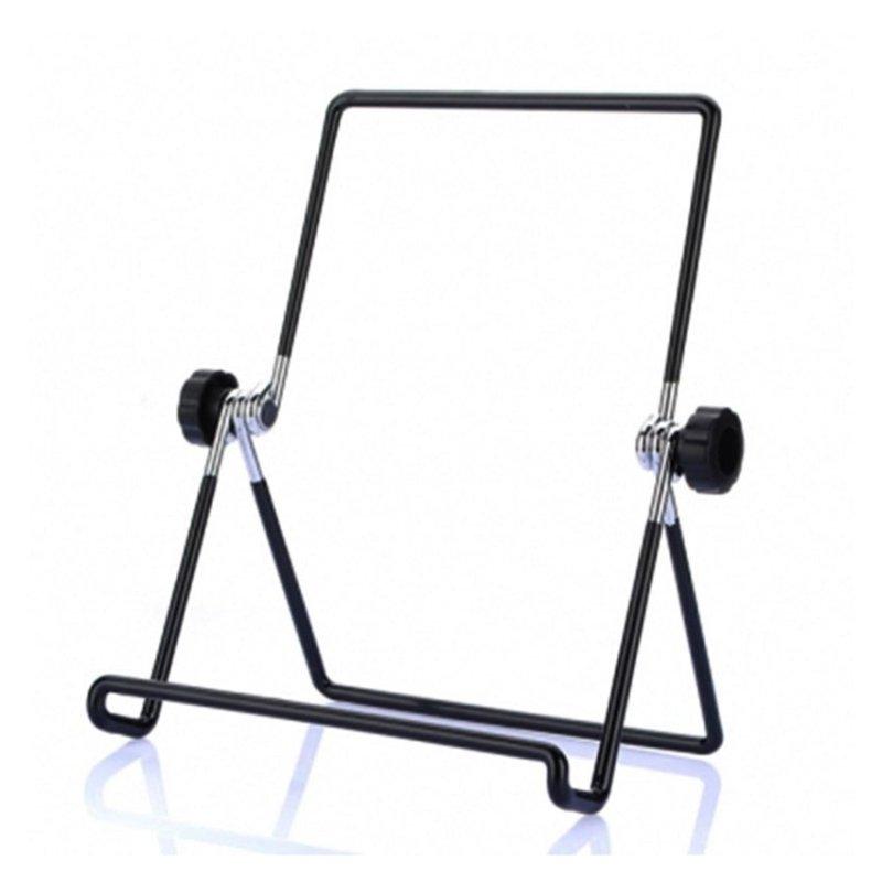 Khung giá đỡ iPad - Máy tính bảng (đen)