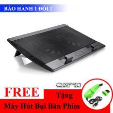 Hình ảnh Khuyến Mãi - Đế Tản Nhiệt Laptop L6 + Tặng Máy Hút Bụi Bàn Phím