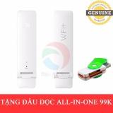 Giá Bán Kich Song Wi Fi Xiaomi Gen 2 Anten Mimo 300Mbps Tặng 1 Đầu Đọc Thẻ 99K Trực Tuyến