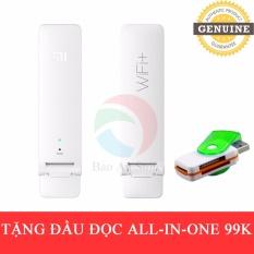 Giá Bán Kich Song Wi Fi Xiaomi Gen 2 Anten Mimo 300Mbps Tặng 1 Đầu Đọc Thẻ 99K Mới Nhất