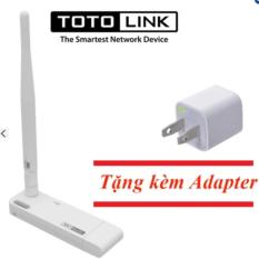 Kich Song Wifi Repeater Totolink Ex100 Nguyên