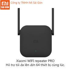 Giá Bán Kich Song Wifi Xiaomi Repeater Pro Băng Thong 300 Mbps Mới Rẻ