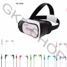 Hình ảnh Kính 3D cho điện thoại + Tai nghe nhét tai
