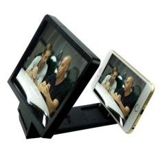 Hình ảnh Kính 3D phóng đại cho điện thoại Enlarged Screen Kim Phát (Đen)