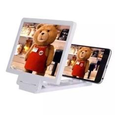 Hình ảnh Kính 3D phóng đại hình ảnh cho điện thoại Enlarged Screen Kim Phát (Trắng)