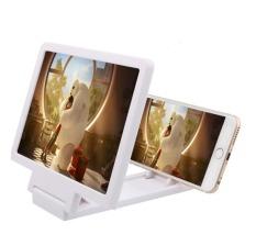 Hình ảnh Kính 3D phóng to màn hình điện thoại (Trắng)