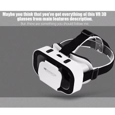 Hình ảnh Kính 3d vr thật tế ảo cho iphone, android từ 4.5 - 5.5 inch - VR Shinecon