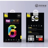 Bán Kinh Cường Lực 5D Cho Iphone 7 7P Hiệu Titan Có Thương Hiệu