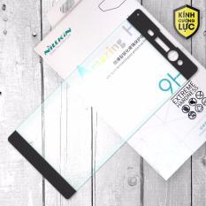 Ôn Tập Tốt Nhất Kinh Cường Lực Cho Sony Xperia Xa Ultra Full Lcd Hiệu Nillkin Đen