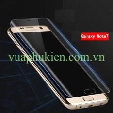 Hình ảnh Kính cường lực Full 4D - Samsung Galaxy NOTE FE (Fan Edition)/ NOTE 7 2018 (Màu trong suốt)