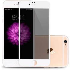 Mua Kinh Cường Lực Full Man Chống Nhin Trộm Cho Iphone 6 Plus 6S Plus Viền Trắng Rẻ Hà Nội