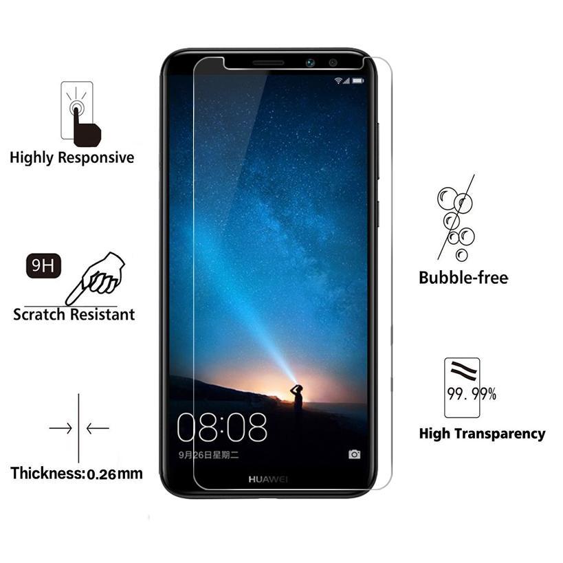 Hình ảnh Kính cường lực Glass trong suốt cho Huawei Nova 2i -