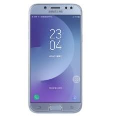 Kính Cường Lực Samsung Galaxy J7 Pro Phụ Kiện Đầy Đủ (Trong Suốt)