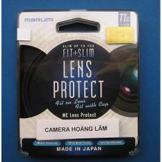 Bán Kinh Lọc Marumi Fit And Slim Lens Protect 77Mm Có Thương Hiệu