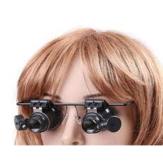 Hình ảnh Kính lúp đeo mắt có đèn LED siêu sáng