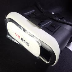 Hình ảnh ►Kính thực tế ảo 3D◄ - Tặng kèm giá đỡ điện thoại heo con - VR Box thế hệ thứ 2