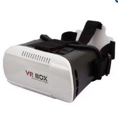 Hình ảnh Kính thực tế ảo 3D VR Box (Đen phối trắng)