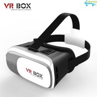 Kính thực tế ảo 3D VR Box xem phim trên điện thoại VRB-V2 thấu kính cao cấp thumbnail
