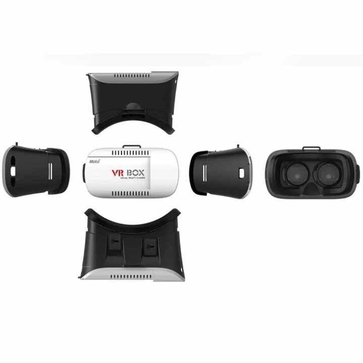 Kính thực tế ảo VR Box 3D phiên bản mới