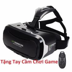 Hình ảnh Kính thực tế ảo VR Shinecon 2.0 quà tặng GamePad bluetooth