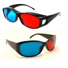 Hình ảnh Kính xem phim 3D Vision (Đen)