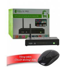 Bán Mua Trực Tuyến Kiwibox S1 Pro 2G 4K Ultra Hd Tặng Chuột Khong Day