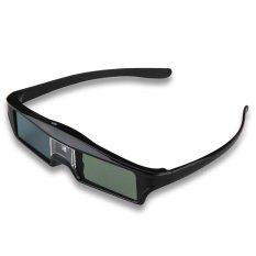 Hình ảnh Kính thực tế ảo-kết nối 30 3D sống động DLP cho Máy Chiếu Optoma (đen)-Quốc tế