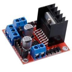 Hình ảnh L298N Động Cơ Điều Khiển Mô-đun Kép H Cầu DC Bước cho Arduino-quốc tế